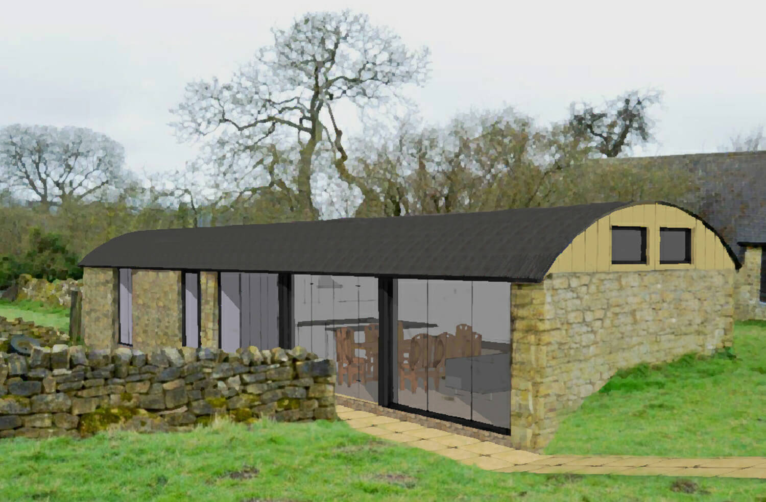 Planning Permission Granted | Barn Conversion | Gloucestershire