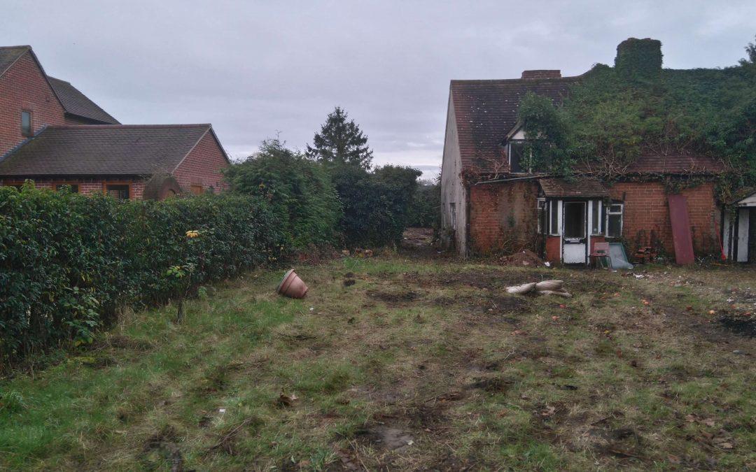 Argyle Cottages, Sandhurst