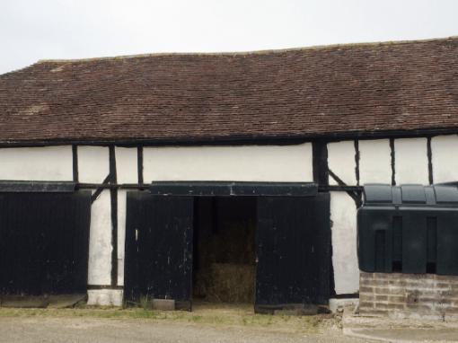 Oxstall's Barn, Evesham