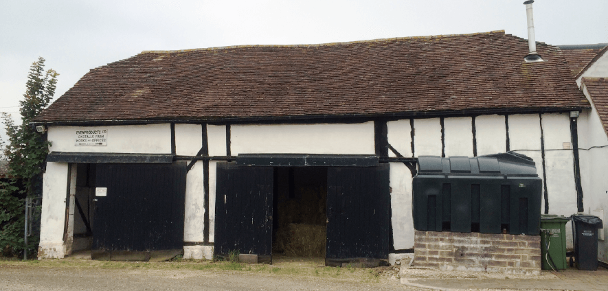 Oxtalls Barn Conversion | Evesham | Brodie Planning Associates