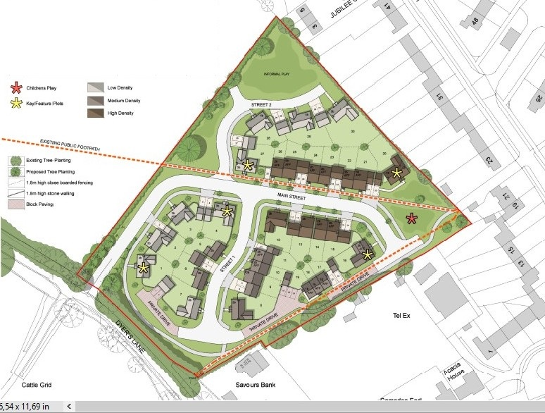 Outline Planning Permission Secured Appeal