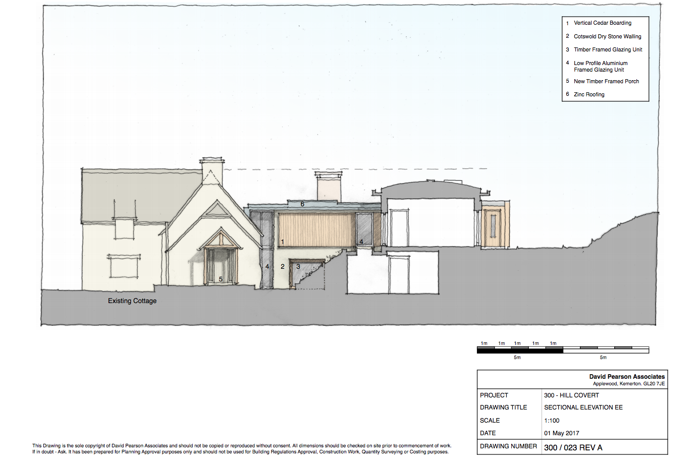 Hill Covert Planning Permission