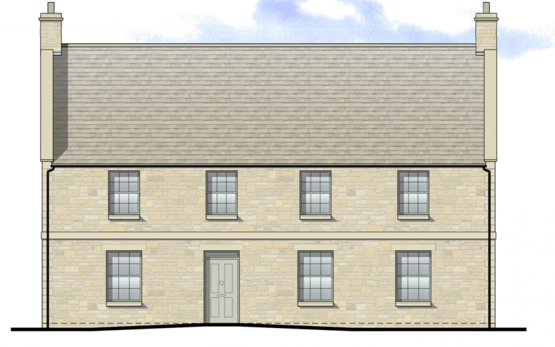 Application submitted for two new detached homes at Willersey, Near Broadway