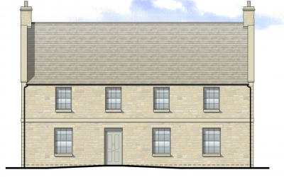 Application for two new homes at Willersey, Broadway, Worcestershire