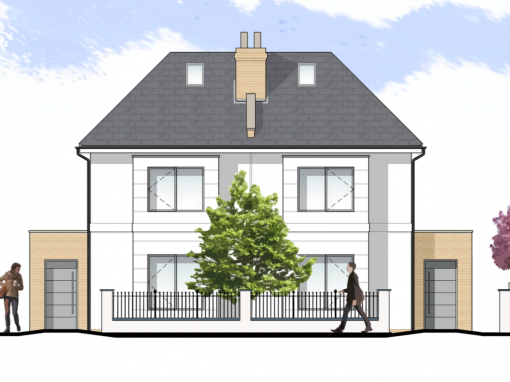 Planning permission secured for two new dwellings in Cheltenham's Central Conservation Area
