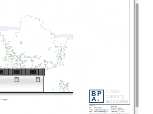 Consent granted in an AONB for a Forestry Building in Hawton Wood