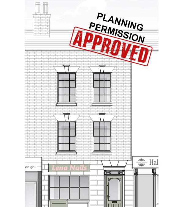 Change of Use – Tewkesbury High Street