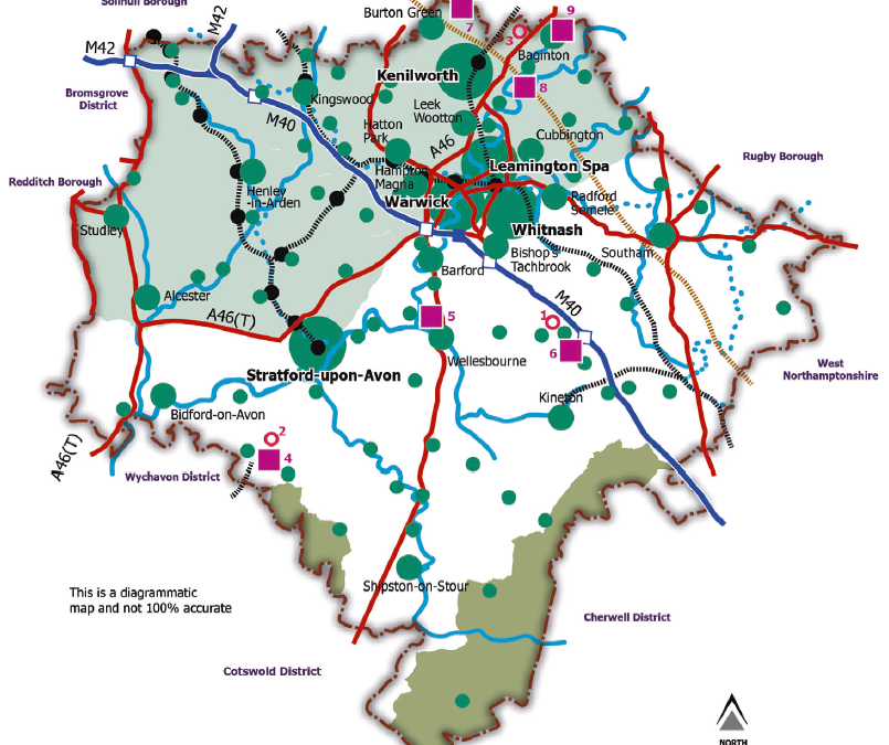 Call for Sites – South Warwickshire Local Plan