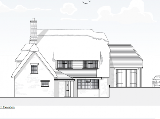 Cottage Extension in the Cotswold AONB, Woodmancote