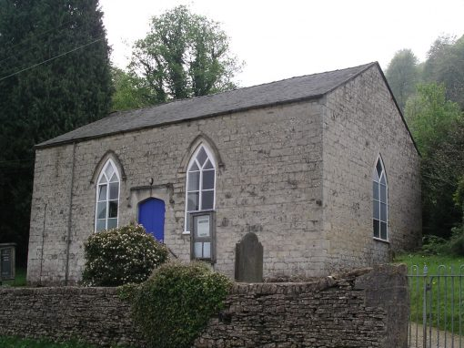 Conversion of Former Chapel to Dwellinghouse in Stroud